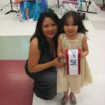 Tiny Miss Pageant Gal North America 2012 - Gabriella G